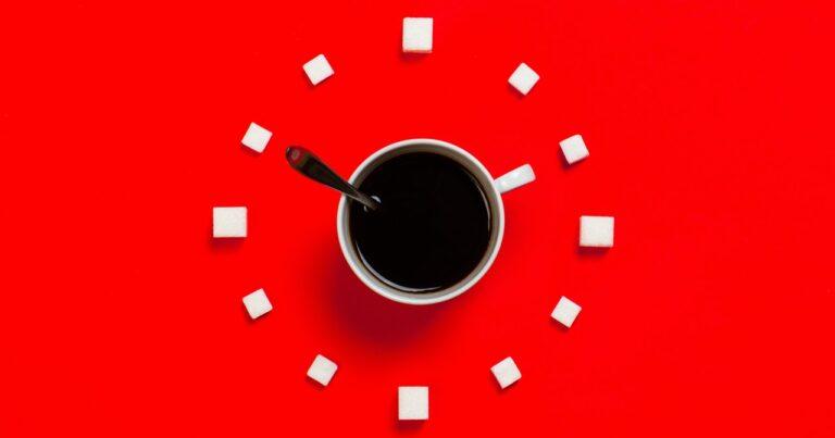 coffee clock